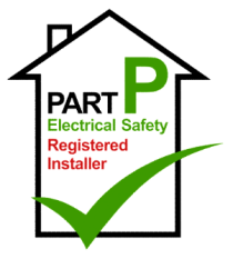 Part P Electrical Safety Registered Installer Shaw Electrical & Security.