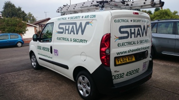 Shaw Electrical & Security